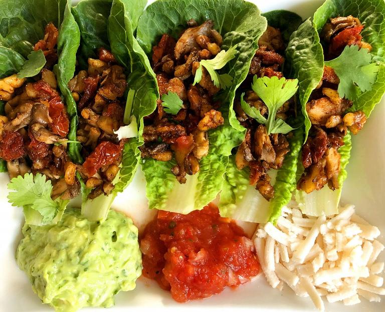 Meat-Less Meat Tacos