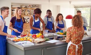 How to Get the Most Out of a Cooking Class