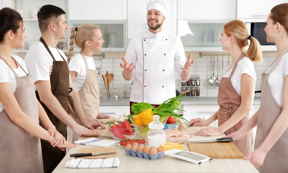What Do You Learn in Cooking Classes