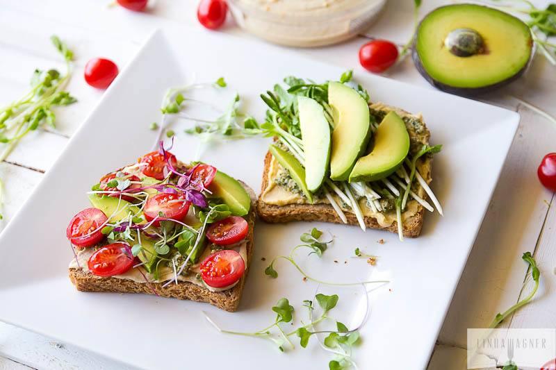 Avo Kale Toast