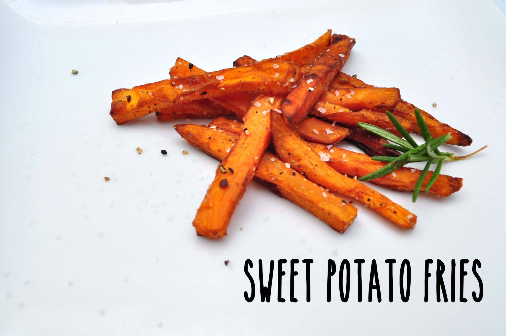 Crispy Baked Sweet Potato Fries | The Real Food Academy