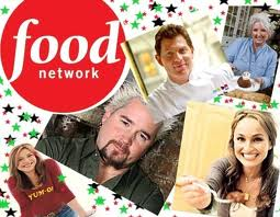Theme: TV Food Network (March 31st - May 12th) : The Real