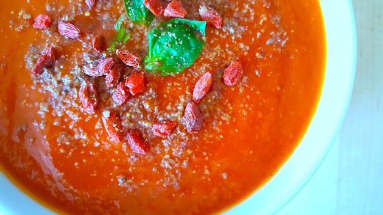Creamy Tomato Soup (Non-Dairy)