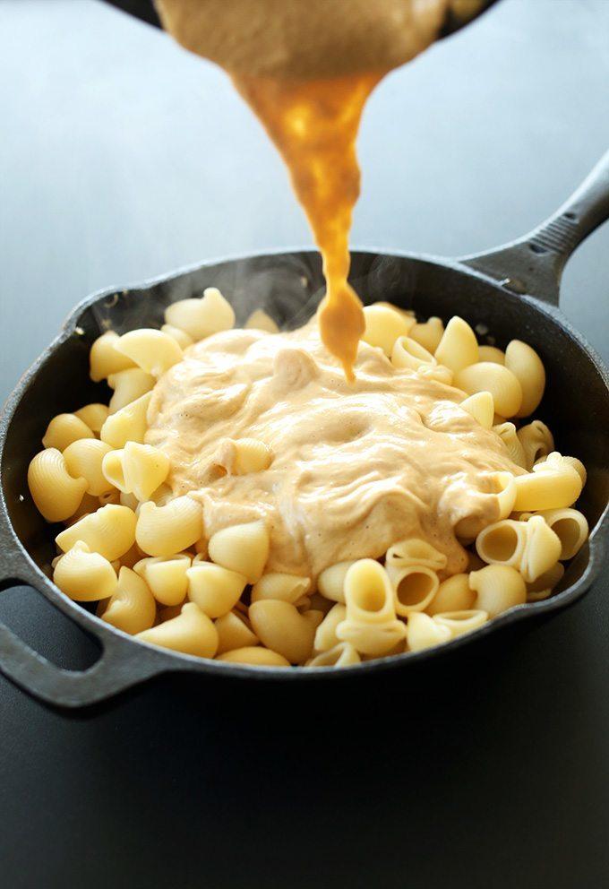 Mac'N No Cheese