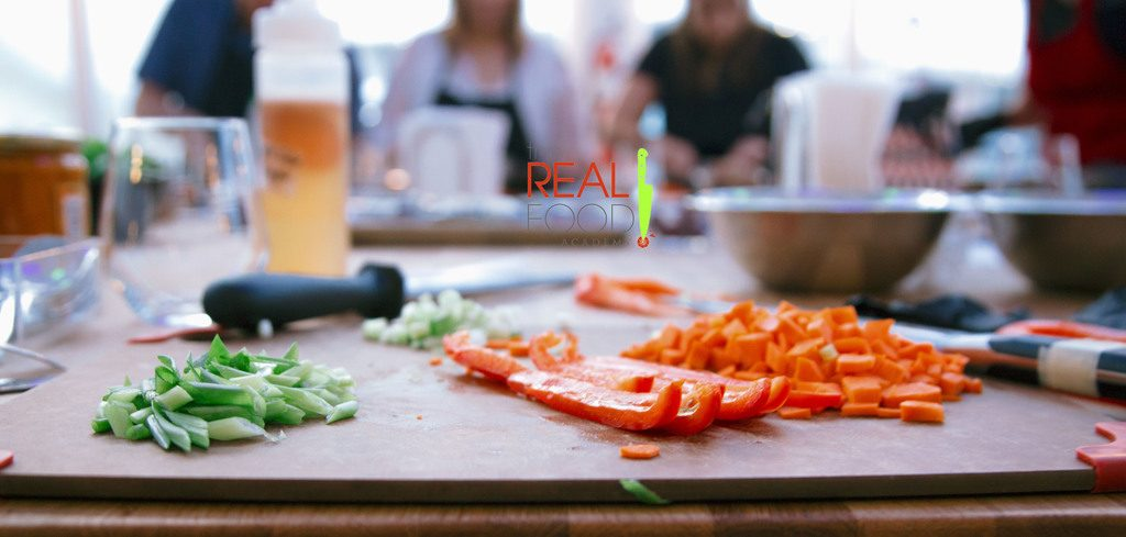 Adult Cooking Parties at The Real Food Academy