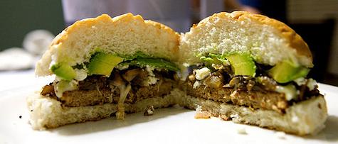 avocadoveggieburger