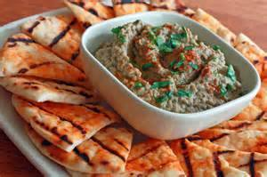 Sun-Dried Tomato Babaganoush