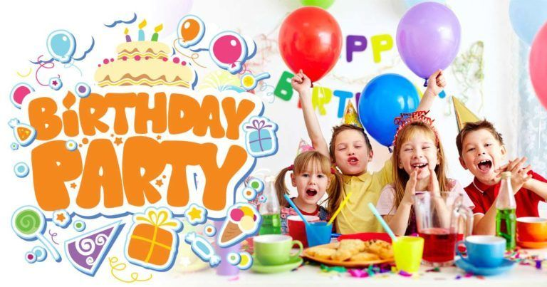 First Kids Birthday Party Offered