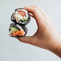 Image for Sushi making class
