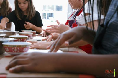 Hands on Sushi class for kids