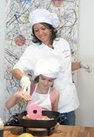 Cooking with Kids Miami : Chef Maria Cummins