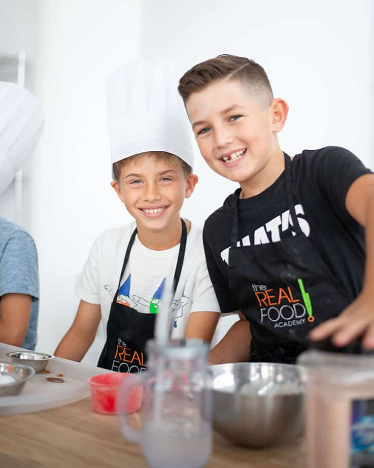 Day Camps at The Real Food Academy