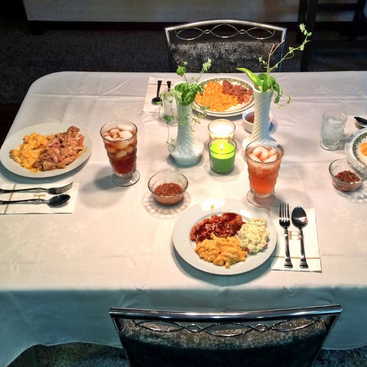 Image for Fancy dinner