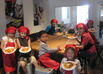 Saturday Kids Class Customer Praise