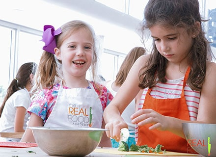 Kids Classes at The Real Food Academy