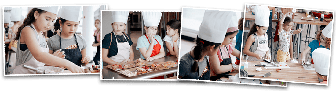 Saturday Cooking Classes for Kids at The Real Food Academy