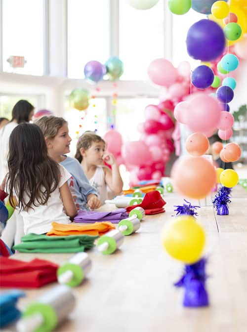 Kids Birthday Parties by The Real Food Academy