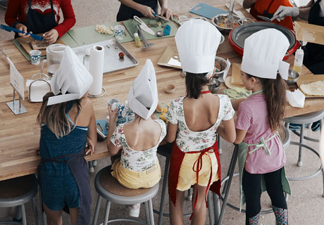 Kids Classes and Events at The Real Food Academy