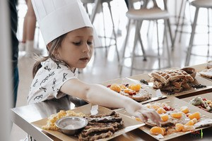 Image of a Budding Chef