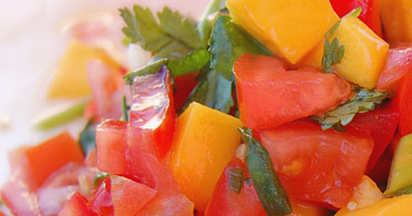 Mojito Tropical Salad