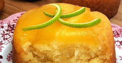 Mini Mango Cake