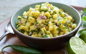 Pineapple sauce