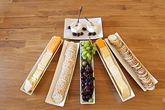 Cheese Crackers (Assorted Cheeses - Chef's Choice) $39