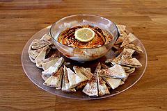 Tzatziki Sauce Dip (Cucumber Dill) with Pita Bread $22
