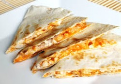 Turkey & Cheese Quesadillas