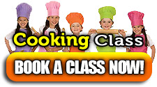 Book a Saturday Class with the Real Food Academy and Chef Maria