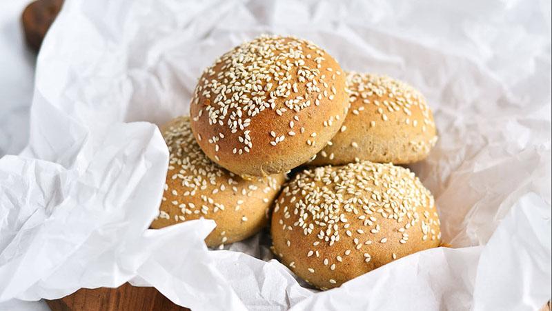 Image of seedy bread rolls