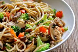 Stir Fry Veggies and Chicken