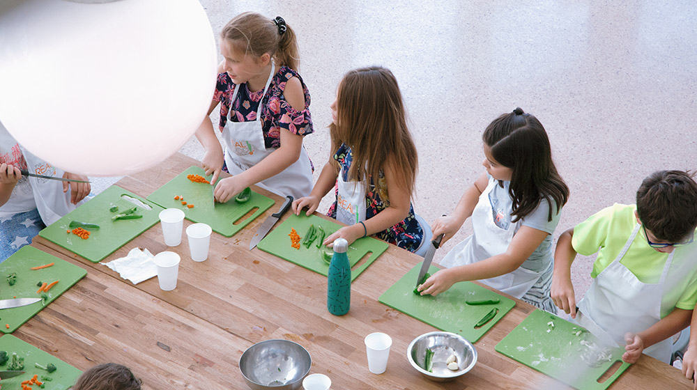 The Real Food Academy present Summer Camp