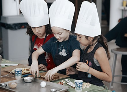 Kids Camps at The Real Food Academy