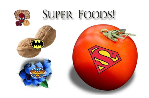 Super foods the real food academy for Academie de cuisine summer camp